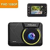 mibao Dashcam Auto Camera FHD 1080P Autokamera Mini Dash Cam Kfz-Kamera mit...