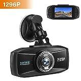 Dashcam Autokamera 1296p mit Nachtsicht PEBA Dash Camera Super HD Auto DVR...