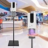 S SMAUTOP Desinfektionssäule mit Sensor Automatischer Desinfektionsspender...