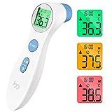 Fieberthermometer kontaktlos infrarot Stirnthermometer für Babys Erwachsene,...