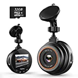 Dashcam 1080P Full HD, ThiEYE Autokamera Auto-Videorecorder mit 32 GB SD-Karte,...