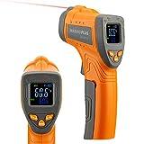 Inkbird Infrarot Thermometer, Temperaturmessgerät IR Pyrometer Laser Digital...