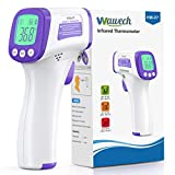 Fieberthermometer Infrarot Thermometer für Erwachsene und Kinder, Wawech...