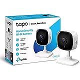TP-Link Tapo C100 WLAN IP Kamera Überwachungskamera innen (1080p-Auflösung, 2...