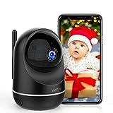 Victure Dualband 2,4Ghz und 5Ghz Baby Kamera 1080P Überwachungskamera WLAN, FHD...