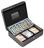 Arregui Cashier C9246-EUR Geldkassette mit Euro-Zähleinsatz und Scheineinsatz,...