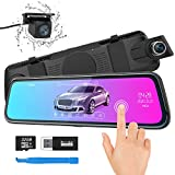 Spiegel Dashcam, ThiEYE Autokamera Video Recorder 1080P Full HD mit 170°...
