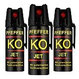 KO Pfefferspray Jet   Fog Verteidigungsspray   Abwehrspray Hundeabwehr   zur...