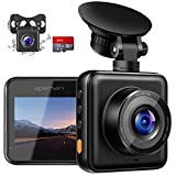 APEMAN Mini Auto Dashcam 1080P FHD Autokamera DVR 170 ° Weitwinkel Advanced...