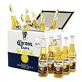 Corona Corona Extra Coolbox - Kühltruhe mit 12 Flaschen internationales Premium...
