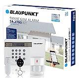 Blaupunkt Funk-Alarmanlage SA 2700 I Mit GSM-Modul I Sicherheitssystem mit...