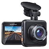 APEMAN Mini Auto Dashcam 1080P FHD Autokamera DVR 170 ° Weitwinkel Advanced...