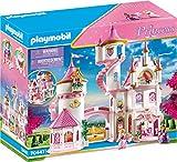 PLAYMOBIL Princess 70447 Großes Prinzessinnenschloss mit drehbarer Tanzplatte,...